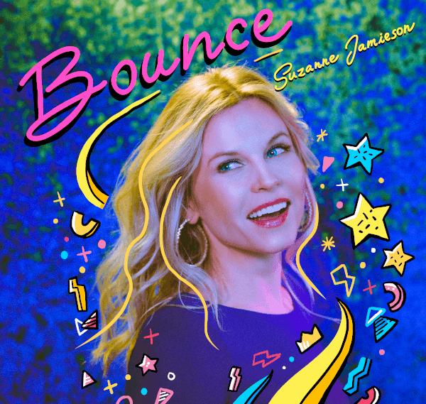 Suzanne Jamieson Bounce Album