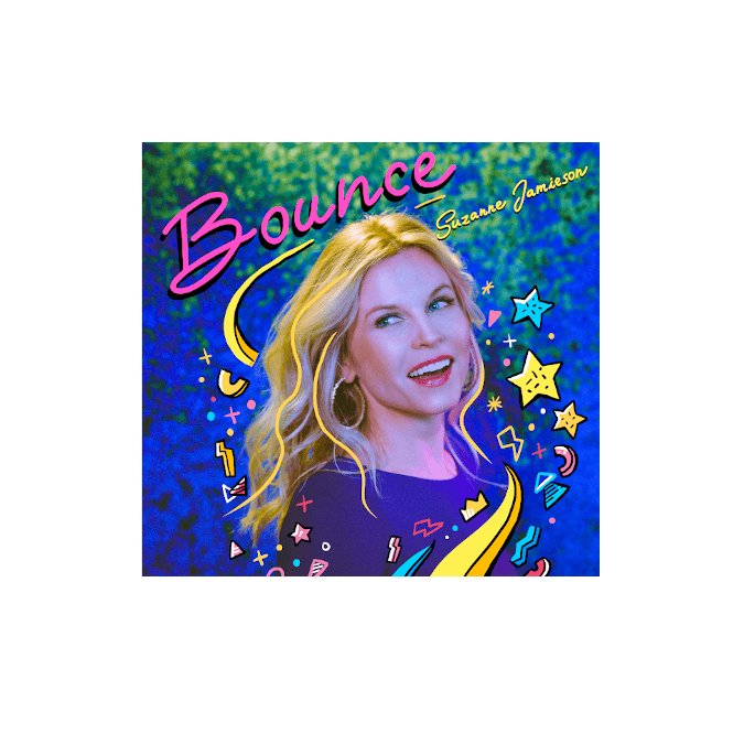 Suzanne Jamieson Bounce CD